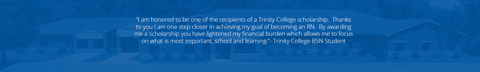 Financial Aid | Trinity College